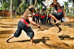 Kalari is one of the oldest martial arts forms in India